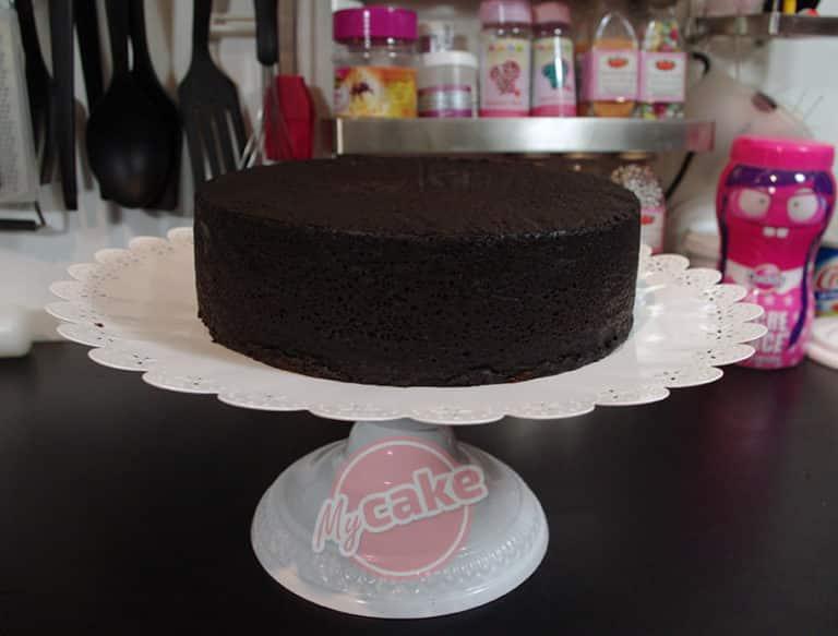 Le Shadow Cake au chocolat, le gâteau le plus «Dark» et noir 36