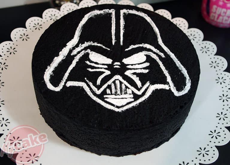 Le Shadow Cake au chocolat, le gâteau le plus «Dark» et noir 39