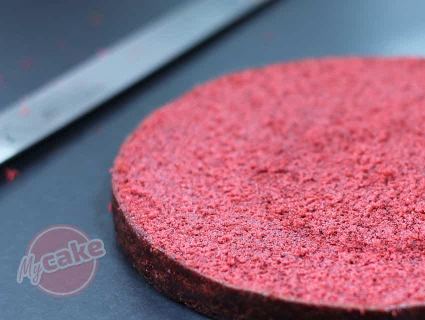 Le Red Velvet, parfait pour un gâteau d'Amoureux 23