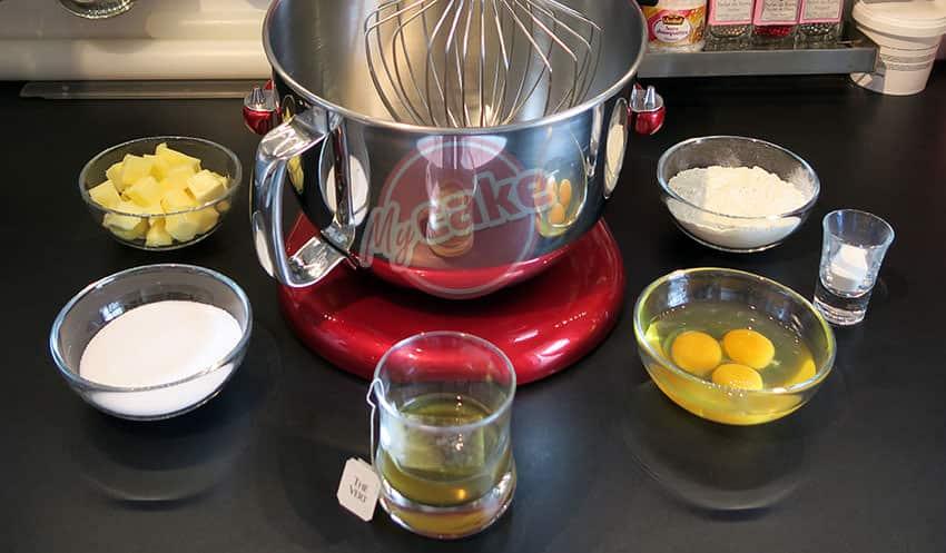 Gâteau au thé à la Menthe, un vrai rafraîchissement ! 8