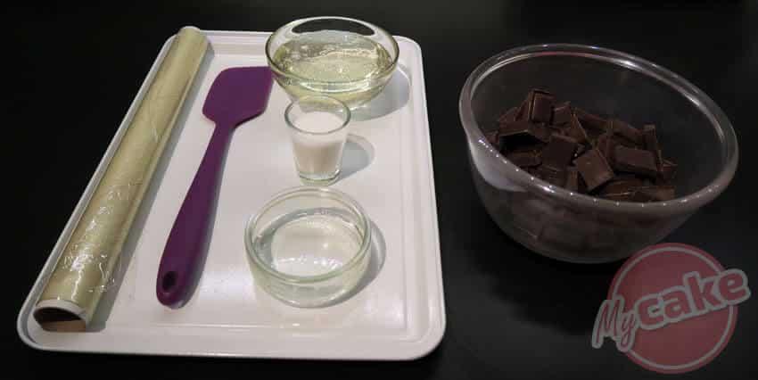 La Pâte de Chocolat pour des modelages plus Gourmands ! 3