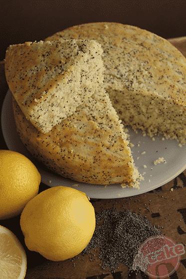 Le Gâteau Citron Pavot, frais et craquant ! 25