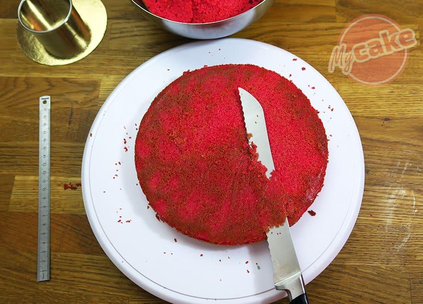 Rainbow Cake, le gâteau arc en ciel remplie d'une multitude de couleurs ! 5
