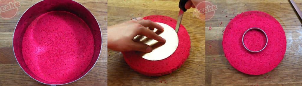 Le Gâteau Damier, pour un effet Wahou facilement ! ;-) 7