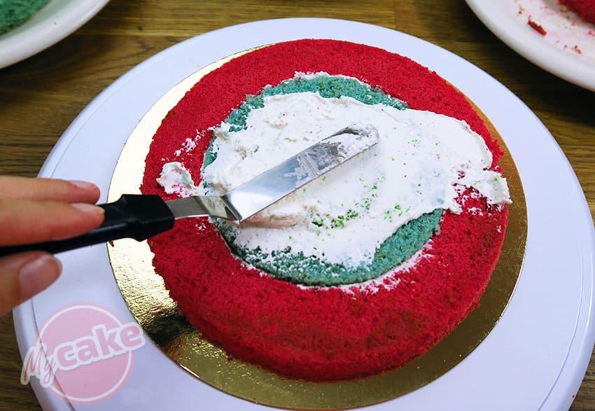 Le Gâteau Damier, pour un effet Wahou facilement ! ;-) 12