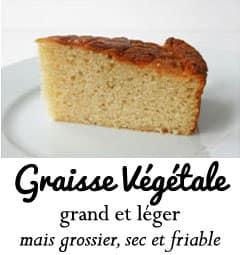 Quelle Matière Grasse choisir pour vos Gâteaux ? 4
