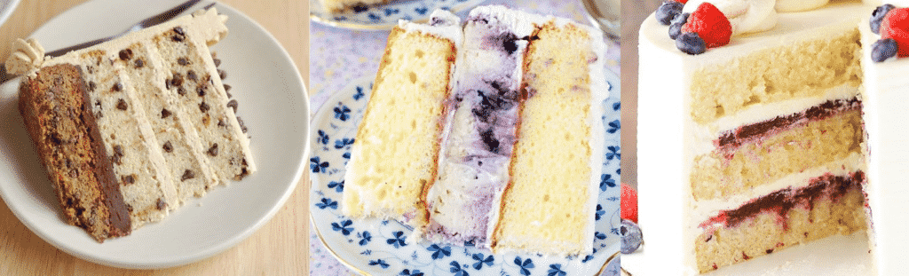 Le Layer Cake, le gâteau à couches qui fait rêver ! 8