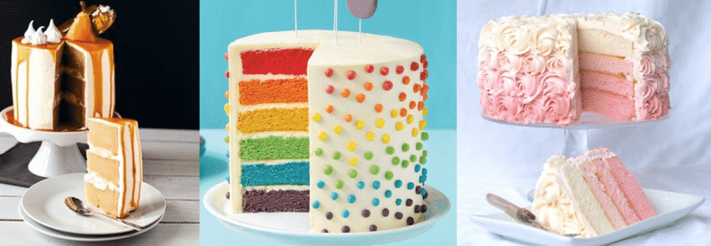Le Layer Cake, le gâteau à couches qui fait rêver ! 10