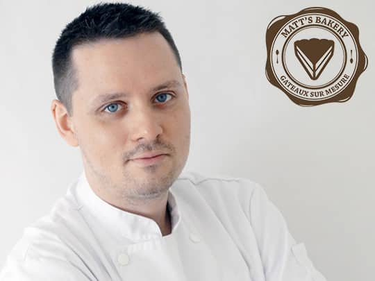 Podcast MyCake #0001 : Interview de Matthieu Beaumont 1