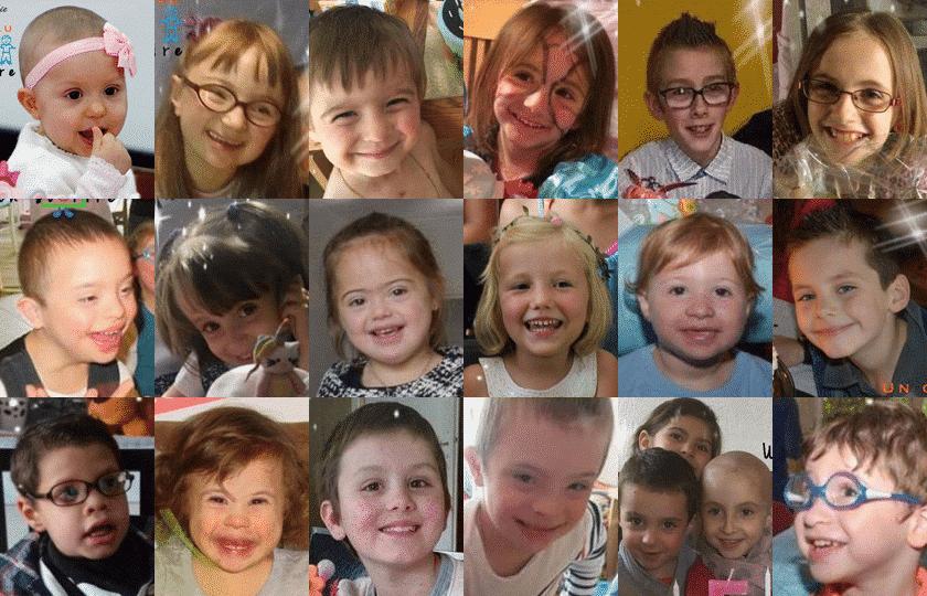 Un Gâteau, Un Sourire, car le sourire d'un enfant est une des plus belles choses sur Terre 4