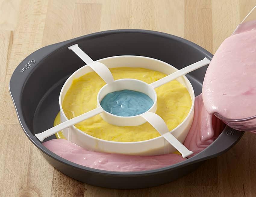 Le Gâteau Damier, pour un effet Wahou facilement ! ;-) 15
