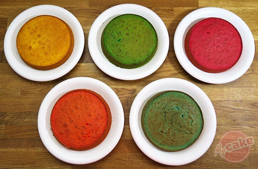 Le Gâteau Damier, pour un effet Wahou facilement ! ;-) 3